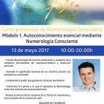 Curso de Numerología en Valencia Mayo 2017