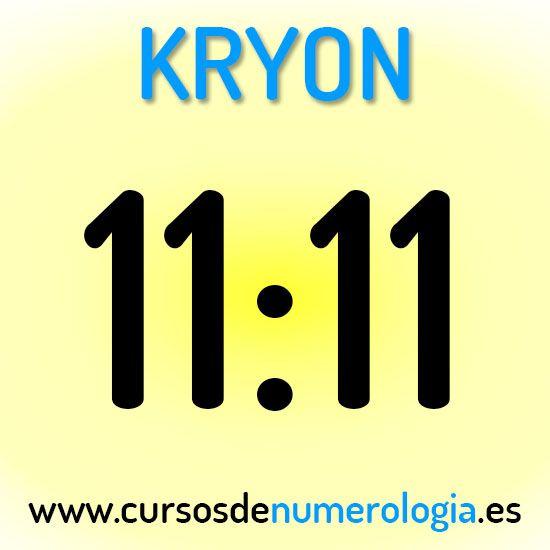 Numerología de Kryon
