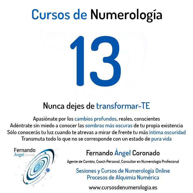 significado del numero 13