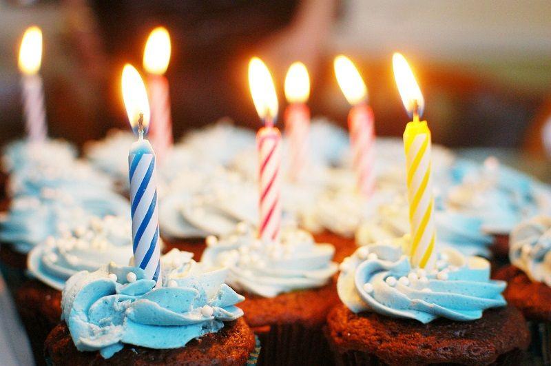 días previos al cumpleaños