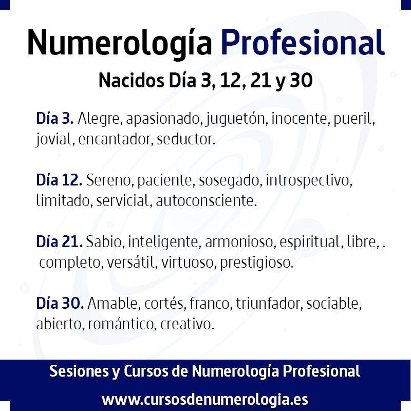 numerología del número 3