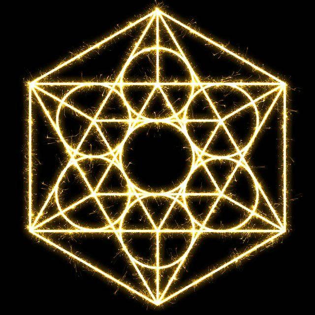 geometria numerologia