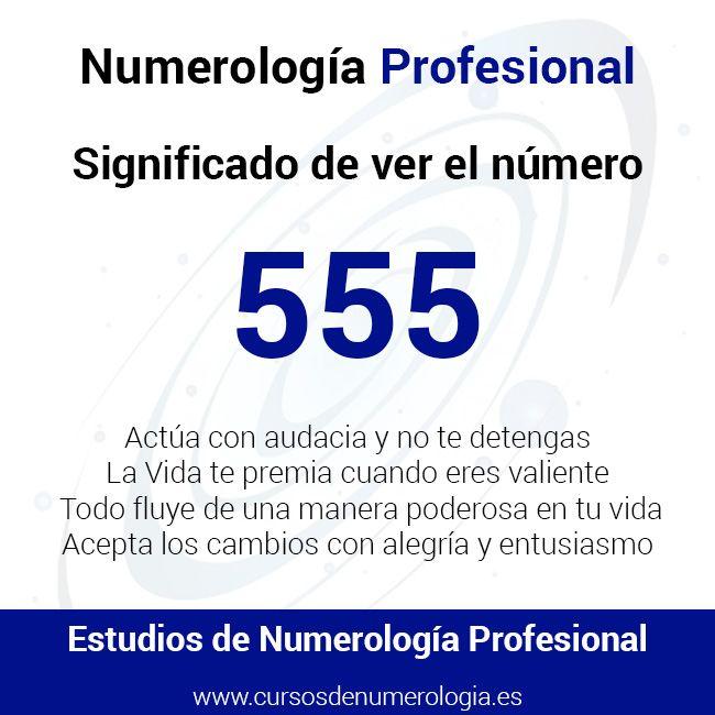 número 555