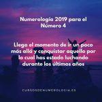 Año 2019 Para el Número 4
