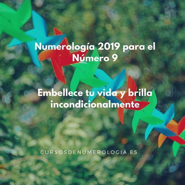 predicciones 2019 número 9