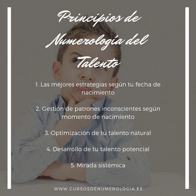 talento numerología