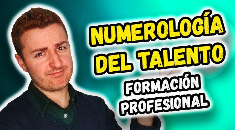 curso profesional numerologia del talento