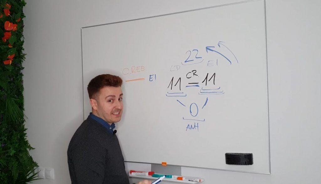 clase numerologia 4
