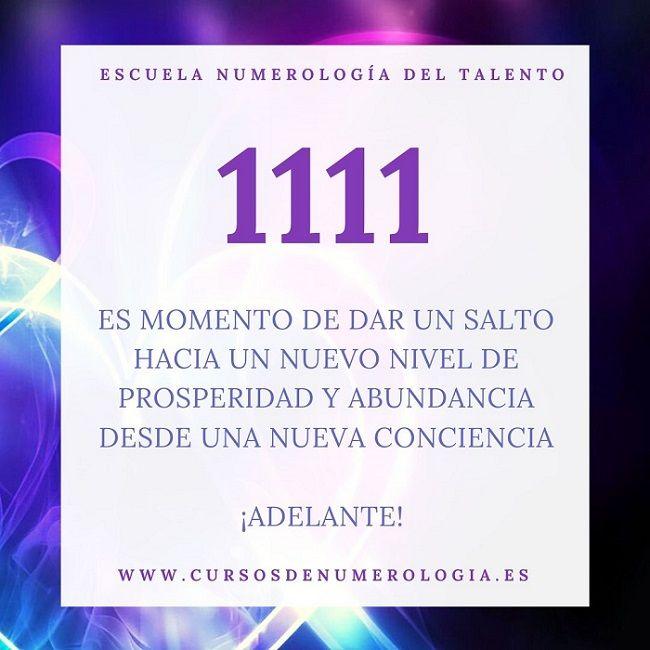 número 1111