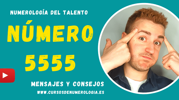 numerologia numero 5555