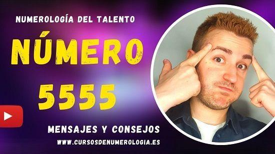 significado 5555