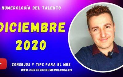 Numerología Diciembre 2020: Tips y consejos