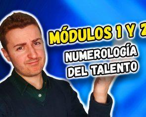módulos 1 y 2 numerologia