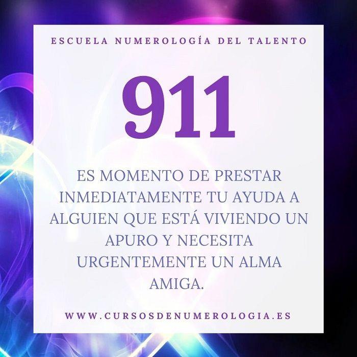 significado número 911