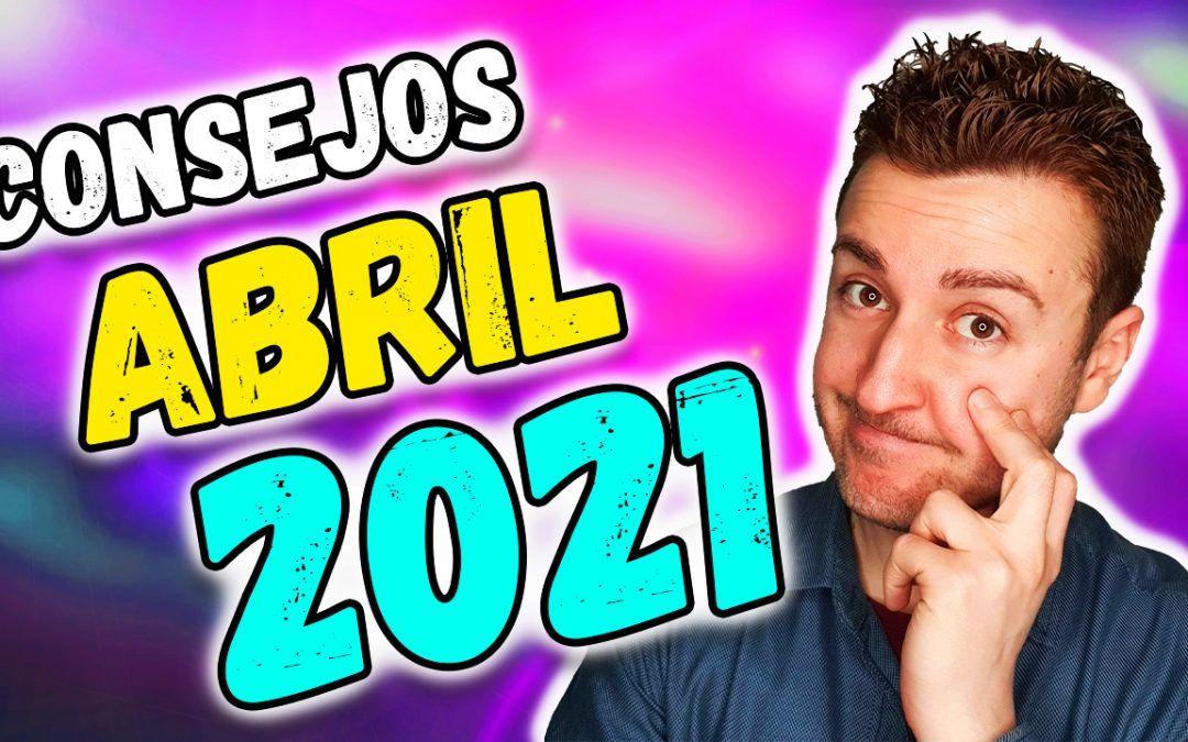 Numerología Abril 2021: Tips y consejos