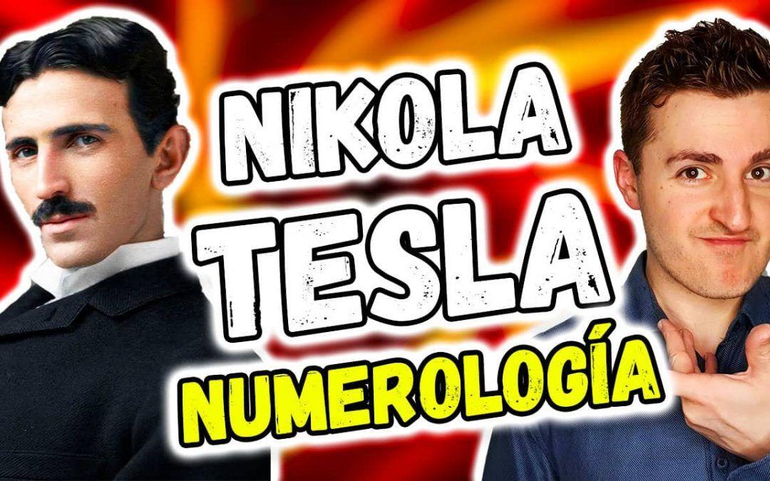 Numerología de Nikola Tesla